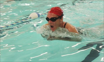 Local swimmers head to Montreal for masters competition this week– Image 1