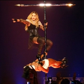 Madonna: The Pope would love my shows-Image1