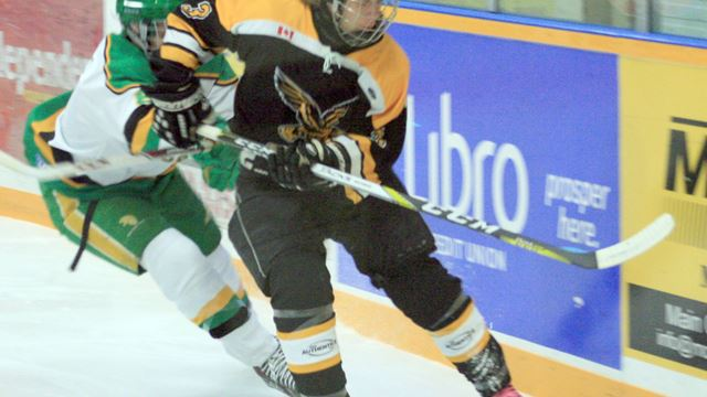 Exeter defeats Thamesford in lopsided win