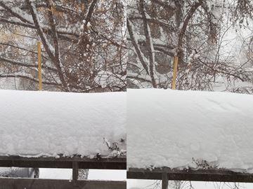SNOWY DEPTH