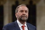 Mulcair in 2007 talks on advising PM: Report -Image1