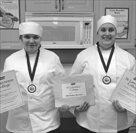 St. Luke wins gold at Culinary Skills Competition– Image 1