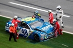 The Latest: Hendrick 'can't sit still' despite Turn 4 issues-Image1