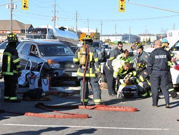 Orangeville crash