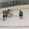 Disputed goal