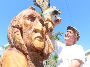 Wasaga homeowner honours First Nations chief of War of 1812