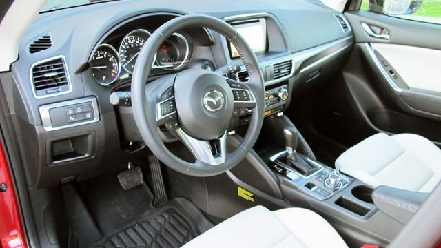 road test mazda cx 5 has the soul of a sports car. Black Bedroom Furniture Sets. Home Design Ideas