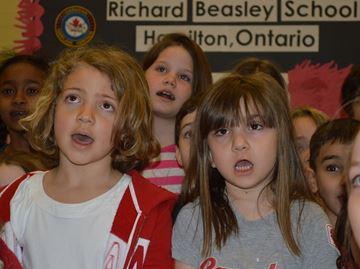 Beasley singers
