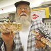 Bug-eyed over Midland insect exhibit