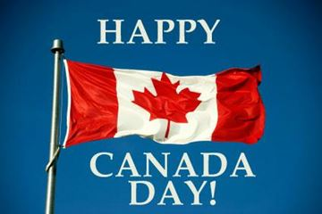 Celebrate Canada's 148th birthday