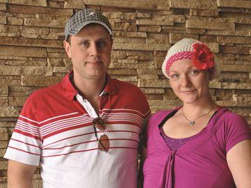 Wasaga cancer mom grateful for community support