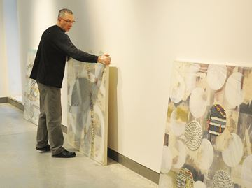 'Digital Labyrinth' show opens Friday at Quest Art School and Gallery in Midland