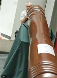 Five-metre pepper grinder unveiled at Algonquin College– Image 1