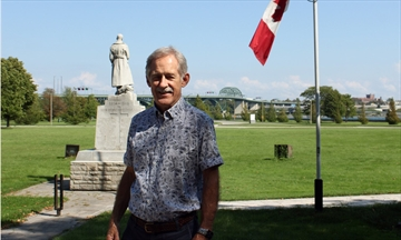 Mayor Wayne Redekop said having the Peace Bridge closed to non-essential traffic has had a lasting impact on not only Fort Erie, but across Niagara.