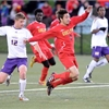 Gryphons men's soccer playoffs vs. Laurier