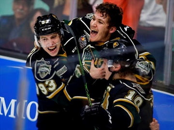 Knights beat Huskies in OT to win Memorial Cup-Image1