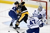 Comeau's hat trick lifts Penguins over Toronto 4-3-Image1