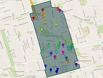 Ward 21 St Paul39s Where Do I Go To Vote