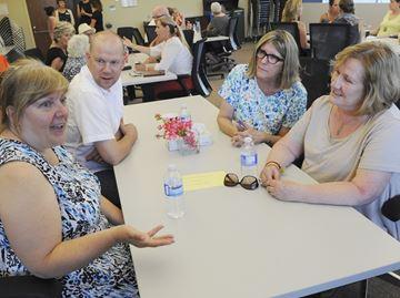 Death Cafe debuts in Burlington