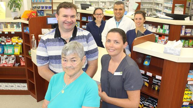 Wasaga Beach woman thankful for quick work by doctor, pharmacy staff to save her life