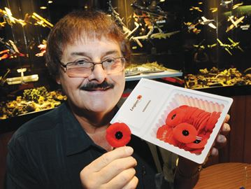 Poppy campaign kicks off in Barrie