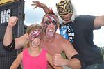 Wrestling returning to Angus Saturday