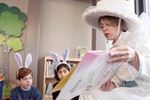 Easter bonnet contest