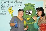 Midland event pays tribute to the humble zucchini