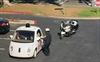 No driver, no ticket: Police stop Google self-driving car-Image1