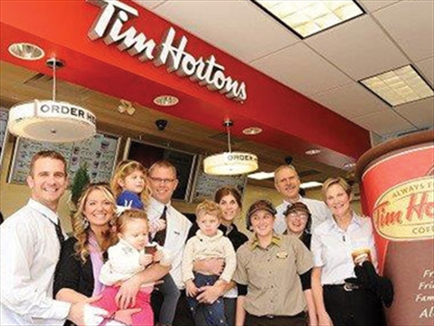 Tim hortons opens new location on hwy 7 - Esso garage opening times ...