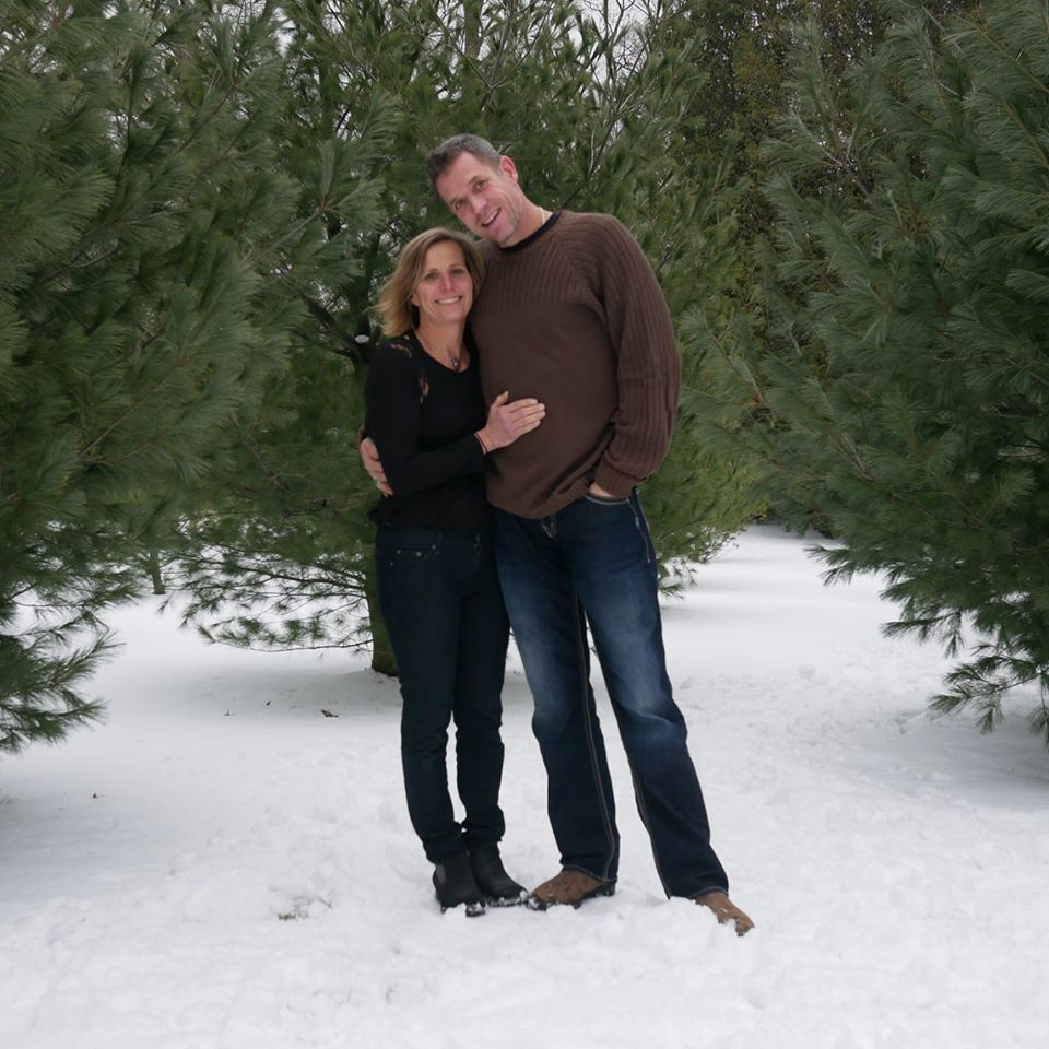 Dolderman in wife in undated photo