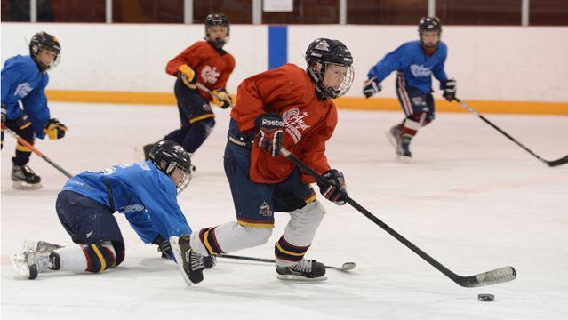 Angel hockey tournament