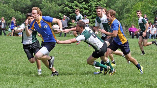 Seniors Boys Rugby