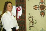 Quilters show off colourful creations in Tiny Township