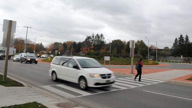 Dangerous roundabout
