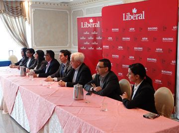 Liberal candidates weigh in on federal budget