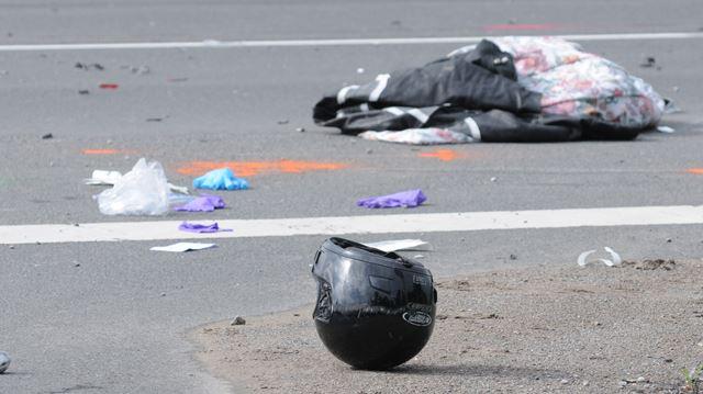 Highway 7 June 17, 2013 motorcycle crash