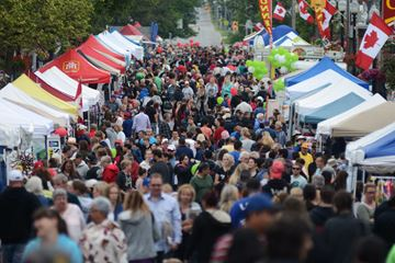 Stouffville Strawberry Festival Kicks Off