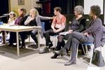 Daycare forum at Oakwood Collegiate