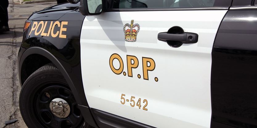 OPP RIDE check spawns litany of charges for Cambridge woman