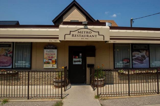 Restaurants On Victoria Street Kitchener
