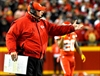 Chiefs' Johnson leaves game vs Raiders with Achilles injury-Image1