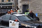 Parking lot arrests