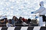 Survivor: Smugglers locked hundreds in hold of capsized boat-Image1