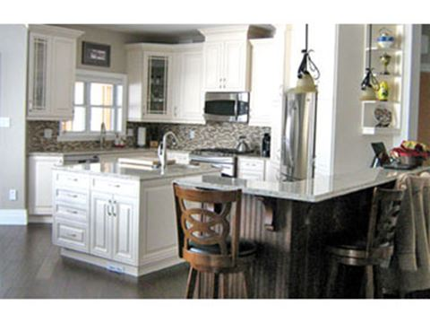 Redesigning Your Kitchen Chemong Home Hardware Building Centre Offers Steps For Kitchen