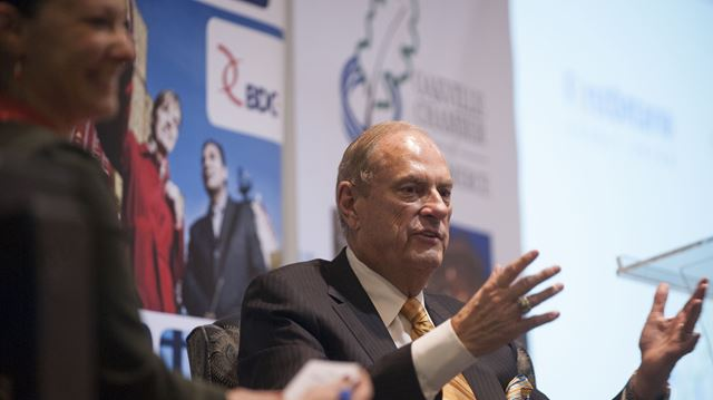 'Dragon' Jim Treliving kicks off Small Business Week at Oakville Chamber