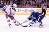 Zibanejad scores winner as Rangers top Leafs-Image1