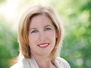 Liberal candidate Kim Rudd