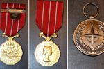 Stolen military medals