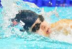 Markham Hosts April Invitational Swim Meet
